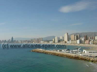 best places to retire benidorm