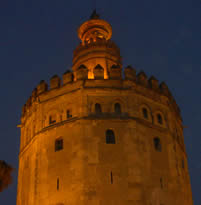Seville's Tower of Gold - Torre de Oro