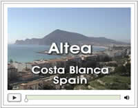 Altea - Click here to view the altea video