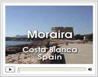 Click here to view the Video of Moraira