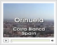 Click here to view our short video about Orihuela and get more city information