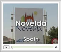 Click here for the Novelda sightseeing video